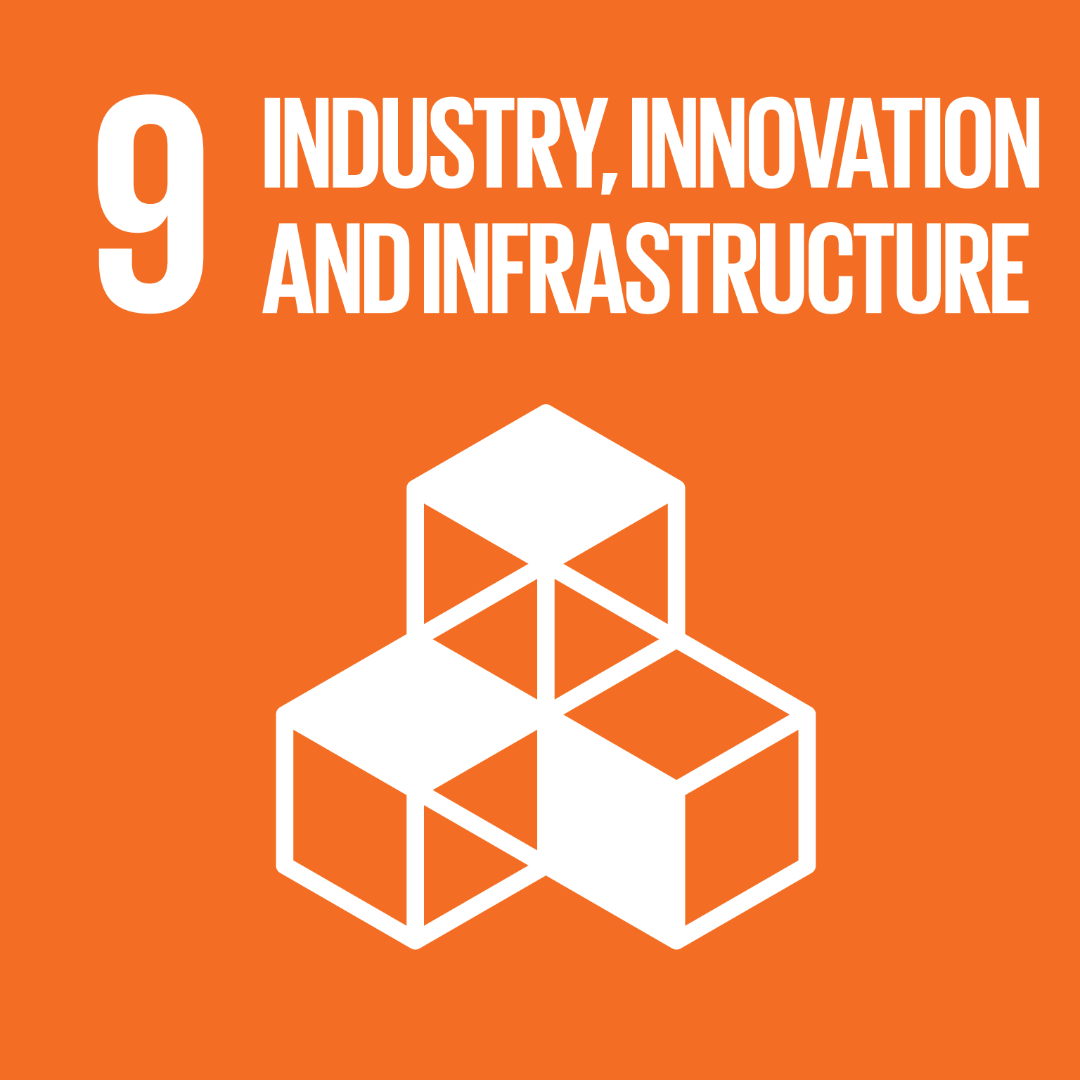 SDG 9: Industry, Innovation and Infrastructure